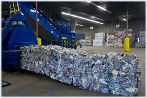 paper recycling at home
